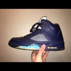 """Jordan 5 """"Hornets"""""""